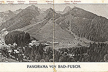 Panorama Bad Fusch